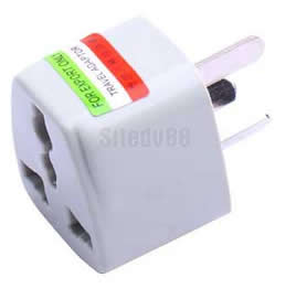 universal AC power plug
